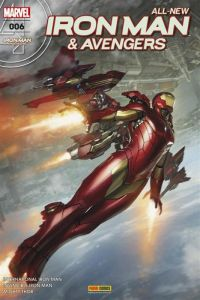 All-New  Iron Man & Avengers T6 : Le plus fort viking du monde, comics chez Panini Comics de Bendis, Aaron, Dauterman, Maleev, Garres, Deodato Jr, Mounts, Wilson, Martin jr, Granov