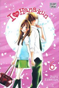I love Hana-Kun T6, manga chez Tonkam de Kuamoka