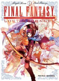Final fantasy lost stranger T1, manga chez Mana Books de Minase, Kameya