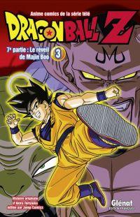 Dragon Ball Z – cycle 7 : Le réveil de Majin Boo, T3, manga chez Glénat de Toriyama