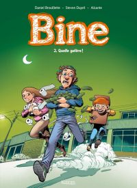Bine T2 : Quelle galère ! (0), bd chez Kennes éditions de Alcante, Dupré, Picksel, Cosson