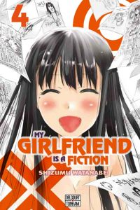 My girlfriend is a fiction  T14 : , manga chez Delcourt de Watanabe