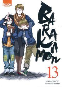 Barakamon T13, manga chez Ki-oon de Yoshino