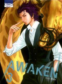 Awaken T3 : , manga chez Ki-oon de Renda