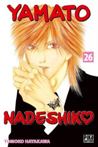 Yamato nadeshiko  T26, manga chez Pika de Hayakawa