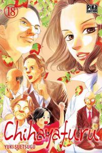 Chihayafuru T18, manga chez Pika de Suetsugu