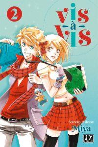 Vis-à-vis T2, manga chez Pika de Miya
