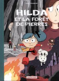 Hilda T5 : Hilda et la forêt de pierres, comics chez Casterman de Pearson