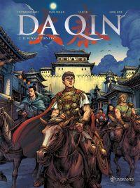 Da Qin T2 : Le voyage vers l'Est, bd chez Soleil de Richard, Ullcer, Wei Lin, Lofé