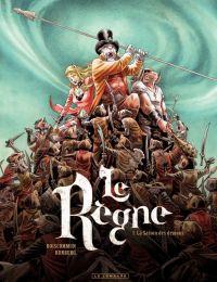 Le Règne T1 : La Saison des démons, bd chez Le Lombard de Runberg, Boiscommun