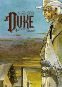 Duke T1 : La boue et le sang, bd chez Le Lombard de H., Hermann