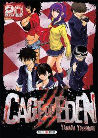 Cage of eden T20 : , manga chez Soleil de Yamada