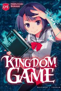 Kingdom game T4 : , manga chez Tonkam de Sorase