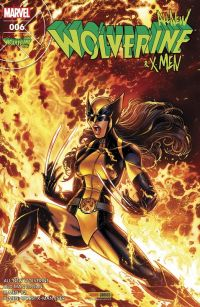 All-New Wolverine & X-Men T6 : La frontière (0), comics chez Panini Comics de Taylor, Sims, Bemis, Lemire, Bowers, Firmansyah, Sorrentino, Walsh, Takara, Redmond, Maiolo, Milla, Lopes, Chin