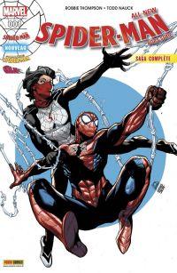 All-New Spider-Man Hors Série T1 : L'effet papillon (0), comics chez Panini Comics de Thompson, Nauck, Geoffo, Grummet, Gandini, Stegman