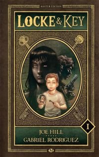 Locke & Key T1, comics chez Milady Graphics de Joe Hill, Rodriguez, Fotos