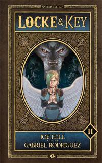 Locke & Key T2, comics chez Milady Graphics de Joe Hill, Rodriguez, Fotos