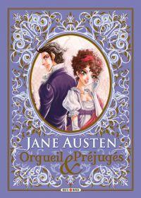 Orgueil et préjugés : , manga chez Soleil de Austen, King, Tse
