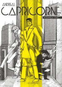 Capricorne T1, bd chez Le Lombard de Andreas