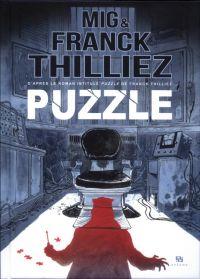 Puzzle, bd chez Ankama de Thilliez, Mig