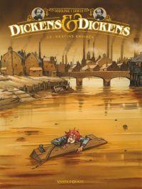 Dickens & Dickens T1 : Destins croisés, bd chez Vents d'Ouest de Rodolphe, Griffo