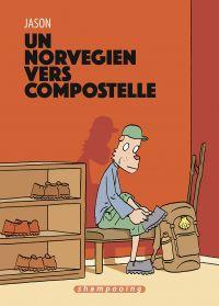 Un Norvégien vers Compostelle, bd chez Delcourt de Jason