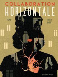 Collaboration Horizontale, bd chez Delcourt de Mademoiselle Navie, Maurel