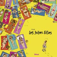 Jolies filles, bd chez Glénat de Flix