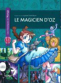 Le magicien d'Oz, manga chez Nobi Nobi! de Ohtsuka, Baum