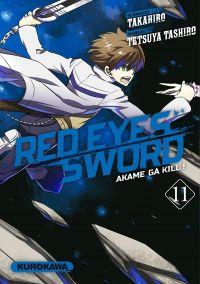 Red eyes sword - akame ga kill ! T11, manga chez Kurokawa de Takahiro, Tashiro