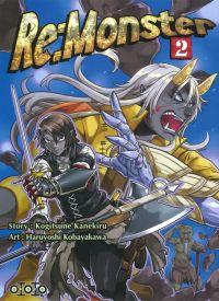 Re:Monster T2, manga chez Ototo de Kanekiru, Kobayakawa