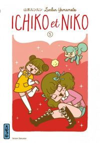 Ichiko & Niko T5, manga chez Kana de Yamamoto