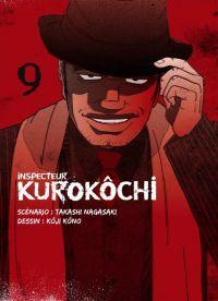 Inspecteur Kurokôchi T9, manga chez Komikku éditions de Nagasaki, Kôno