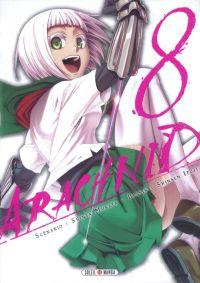 Arachnid T8, manga chez Soleil de Murata, Ifuji