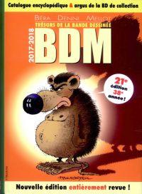 BDM T21 : 2017-2018 (0), bd chez Editions de l'Amateur de Mellot, Collectif, Mandryka