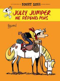 Lucky Luke par... T1 : Bouzard : Jolly Jumper ne répond plus (0), bd chez Dargaud de Bouzard, Ory