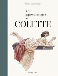 Les Apprentissages de Colette, bd chez Dargaud de Goetzinger