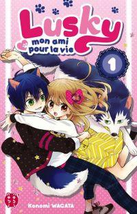 Lusky mon ami pour la vie T1, manga chez Nobi Nobi! de Wagata