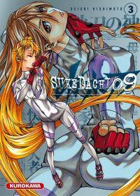 Sukedachi 09 T3, manga chez Kurokawa de Kishimoto