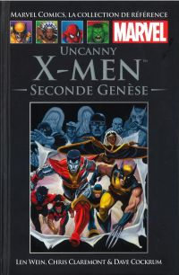 Marvel Comics, la collection de référence T30 : Uncanny X-Men - Seconde genèse (0), comics chez Hachette de Wein, Claremont, Mantlo, Cockrum, Wolfman, Cohen, Warfield, Wein, Wilford, Rachelson, Goldberg