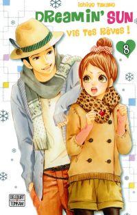 Dreamin'sun T8, manga chez Delcourt de Takano