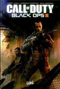 Call of Duty Black OPS 3 : La sorcière de la Loubianka (0), comics chez Soleil de Hama, Ferreira, Jackson, Carré