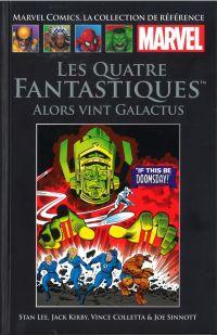 Marvel Comics, la collection de référence – Classic, T3 : Les Quatre Fantastiques - Alors vint Galactus (0), comics chez Hachette de Kirby, Lee, Coletta, Sinnott