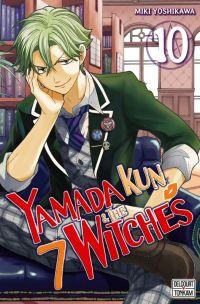Yamada kun & the 7 witches T10, manga chez Delcourt de Yoshikawa