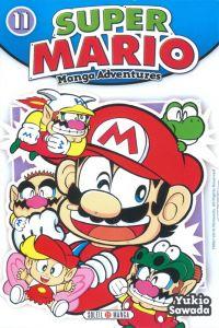 Super Mario T11, manga chez Soleil de Sawada