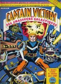 Captain Victory T1 : et les Chasseurs Galactiques (0), comics chez Artima de Kirby, Royer