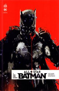 All-Star Batman T1 : Mon pire ennemi (0), comics chez Urban Comics de Snyder, Shalvey, Romita Jr, Bellaire, White, Jock
