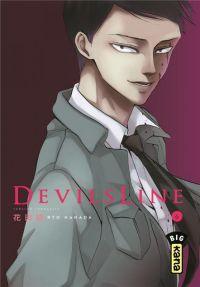 Devils line T6, manga chez Kana de Hanada