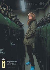 I am a hero T18, manga chez Kana de Hanazawa