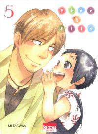 Père & fils T6, manga chez Ki-oon de Tagawa